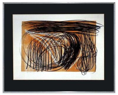 Hans Hartung, 'Untitled', 1971
