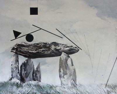 Cătălin Petrişor, 'Patterns of Discretion', 2017