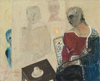 Edwar Shahda, 'Alone 1', 2016