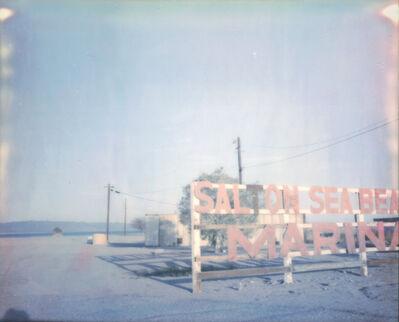 Stefanie Schneider, 'Salton Sea Beach (California Badlands)', 2016