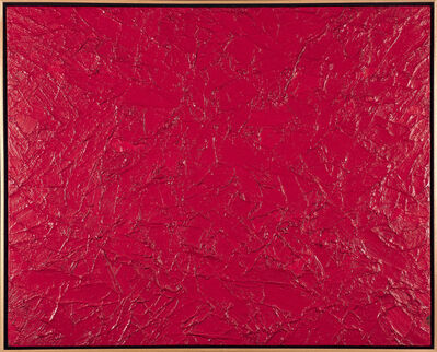 James Hayward, 'Spartan Red', 1985