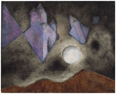 Rufino Tamayo, 'Castles in the Sky', 1953