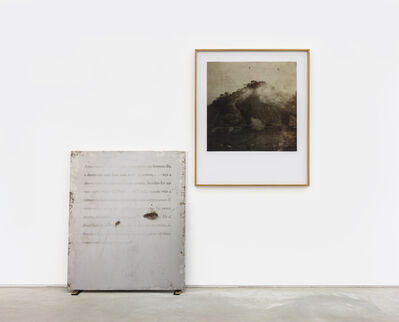 Ivan Grilo, 'Estudo para céu na terra [Study for sky on earth]', 2018