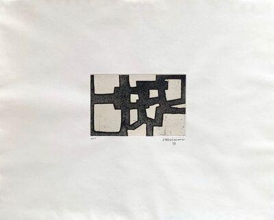 Eduardo Chillida, 'Hartz III ', 1968