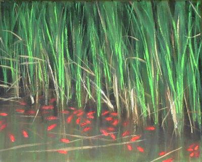 Sonya Mahnic, 'Fish in Reeds', 2019
