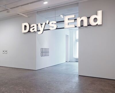 Peter Liversidge, 'Day's End', 2013