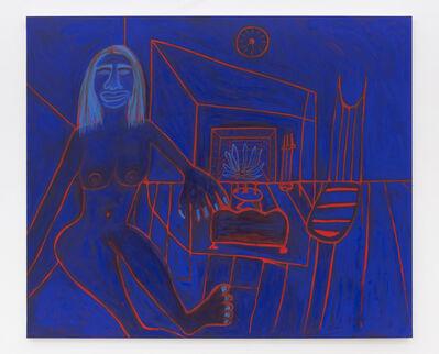 Marcus Jahmal, 'Blue Box ', 2021