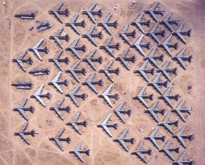 Phillip Buehler, 'B-52 Stratofortresses, framed', 2007