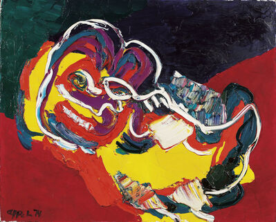 Karel Appel, 'Untitled', 1974