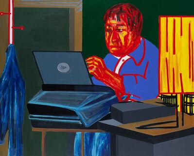 Suh Yongsun, 'A Man Who Is Working', 2011-2015
