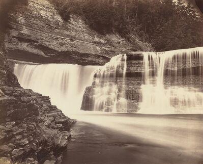 'Trenton Falls, New York', ca. 1870