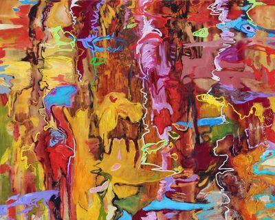 David Alexander, 'Taiji Blues, Fire Floats Here', 2016