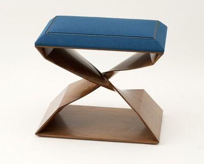 Carol Egan, 'Sculptural Hand Carved Stool', 2012