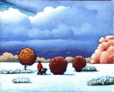 Ray-Mel Cornelius, 'Small Winter Landscape', 2019