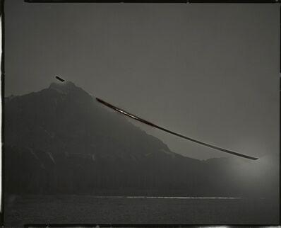 Chris McCaw, 'Sunburned GSP #781 (Arctic Circle, Alaska)', 2014
