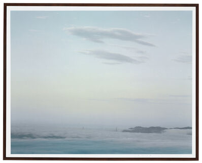 Richard Misrach, '9.4.98, 7:01 a.m. (View From My Front Porch)', 1998