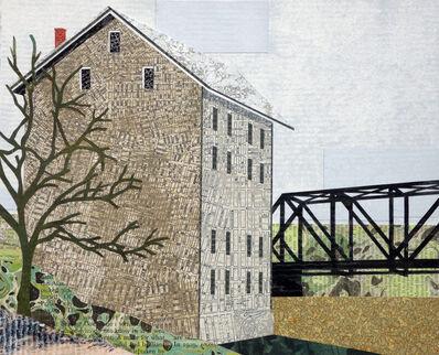William Steiger, 'Fairground Mill', 2018