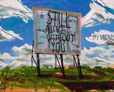Alejandro Carpintero, 'Still alive without you', 2018