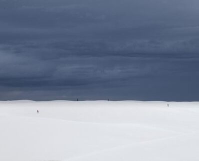David Burdeny, 'Desert Walk (Dispursed), Lencois Maranhenses', 2013