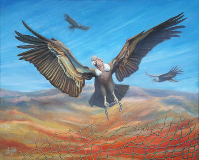 Samuel Maita, 'Freedom', 2016