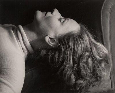 Cecil Beaton, 'Greta Garbo, Plaza Hotel, New York', 1946