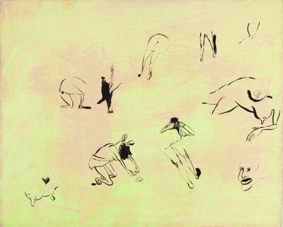 Sue Williams, 'Springtime', 1995