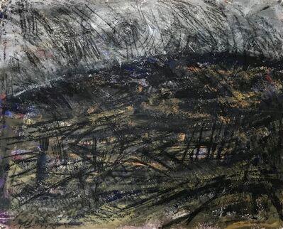 Arthur Berry, 'Hill Top Nocturne', 1956