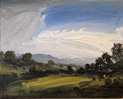 Robert Newton, 'Approaching Hail', 2019
