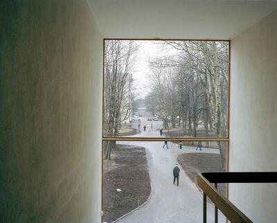 Armin Linke, 'Alvar Aalto, Librery (1927-1935), auditorium, Viipuri (Vyborg) Russia', 2014