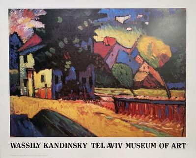 Wassily Kandinsky, 'Wassily Kandinsky, Tel Aviv Museum of Art', 1988
