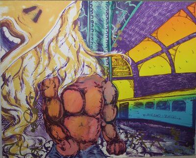 Chris DAZE Ellis, 'Untitled NYC', 1985