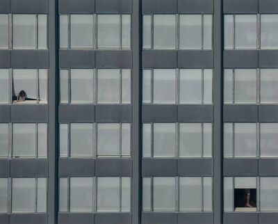 Michael Wolf, 'TC #39 from the series Transparent City', 2008