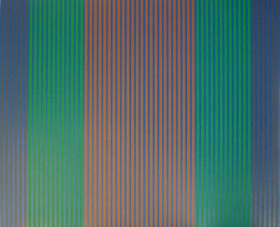 Karl Benjamin, 'Stripes', 1979