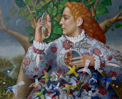 Armando Valero, 'Narcisa and Her Two Mirrors', 2016
