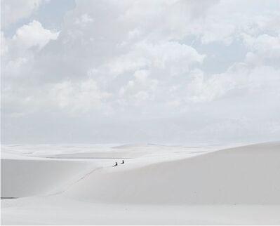 David Burdeny, 'Desert Walk (Resting), Lençóis Maranhenses, Brazil', 2013
