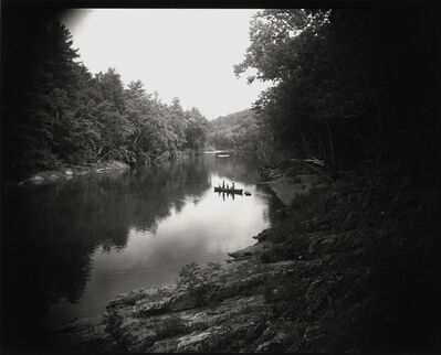 Sally Mann, ' Crossing the Maury', 1992