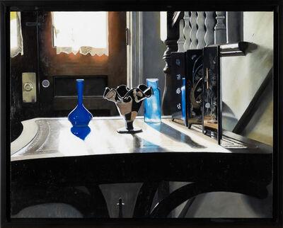 Nick Patten, 'Blue Glass', 2018