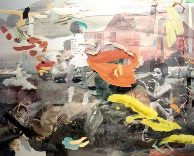 Heidi Conrad, 'Yellowtail Lookout', 2019