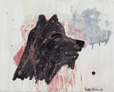 Kottie Paloma, 'Der Hund', 2013