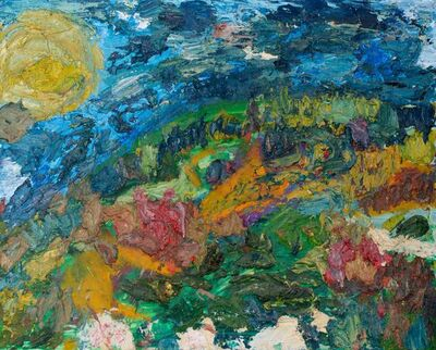 Artem Diatyan, 'Sunny day in Oregon', 2015