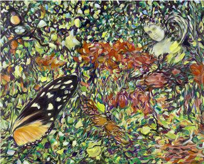 Naomie Kremer, 'Secret Garden I', 12000