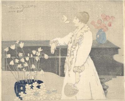 Bror Julius Olsson Nordfeldt, 'The Piano', 1906