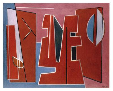 Alberto Magnelli, 'Variation n°1', 1959