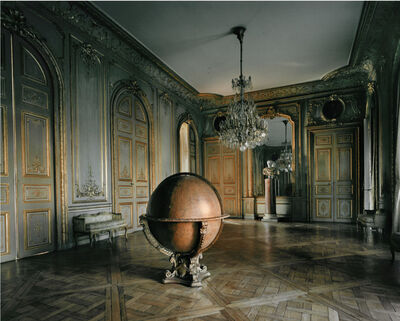 Michael Eastman, 'Globe, Paris', 2010