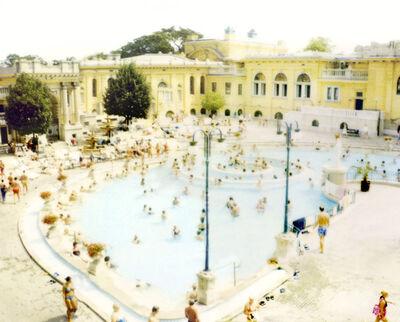 Joshua Jensen-Nagle, 'Budapest Bathers 3', 2010