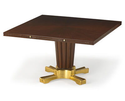 Style of Emile Ruhlmann, 'Style Of Emile Ruhlmann Dining Table'