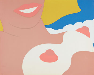 Tom Wesselmann, 'Nude, from 11 Pop Artists, Volume II', 1965