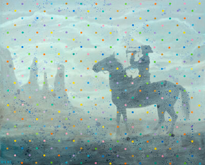 Miroslav Antic, 'Untitled (The Bugler)'