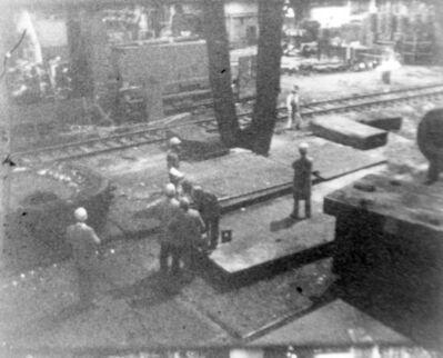 Richard Serra, 'Steelmill ', 1979