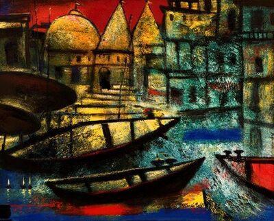 Paresh Maity, 'Light in paradise', 2014